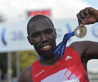 38. Maraton Warszawski - Kenijczyk Omullo ponownym zwycięzcą