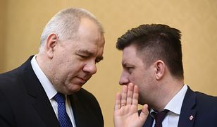 Wybory kopertowe. KO złożyła wnioski o wotum nieufności wobec trzech ministrów