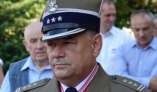 Pułkownik Adam Mazguła dla WP: zarejestrowałem już stowarzyszenie. Będziemy bronić honoru i konstytucji