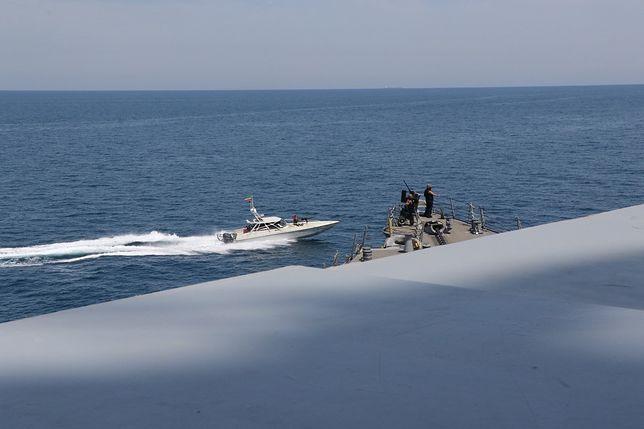 Napięcie na linii USA - Iran. Incydent w Zatoce Perskiej