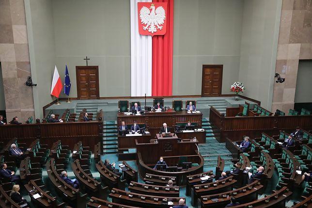 Wybory prezydenckie 2020. PiS chce przegłosować zmiany w regulaminie Sejmu.