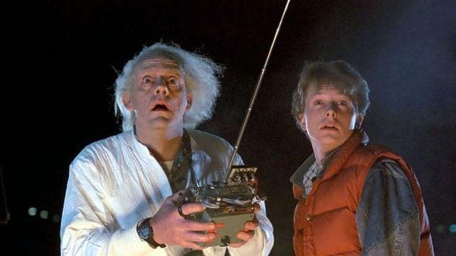 """""""Powrót do przyszłości"""" trafił na ekrany w 1985 r."""