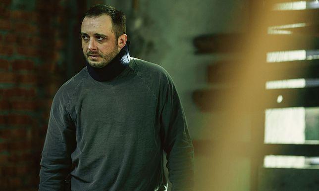 Michał Żurawski powraca w roli Adama Kruka