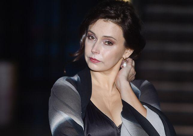 Renata Dancewicz nigdy nie kryła się ze swoimi poglądami
