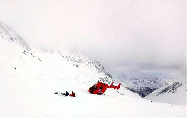 Tragedia w Austrii. Dwóch czeskich turystów zginęło pod lawiną