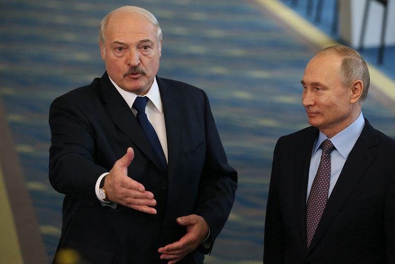 """""""Musimy się skontaktować z Putinem"""". Aleksander Łukaszenka dzwonił do prezydenta Rosji"""
