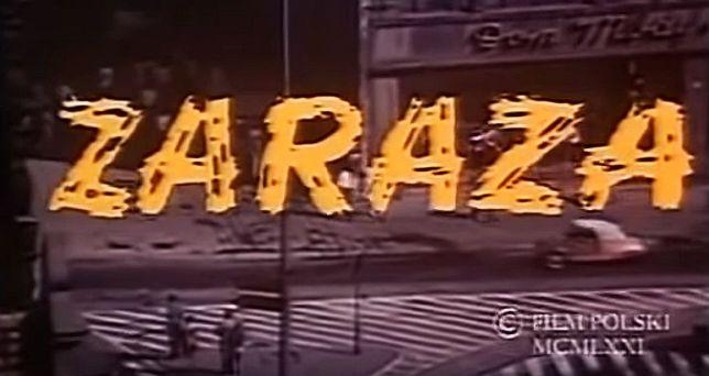 """""""Zaraza"""" we Wrocławiu. Tak 50 lat temu kręcono w Polsce film o wirusie"""