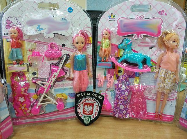 Toksyczne lalki z Chin miały trafić do polskich dzieci. Normy przekroczone 300 razy