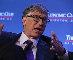 Bill Gates alarmuje ws. szczepionek COVID-19. To może doprowadzić do tragedii