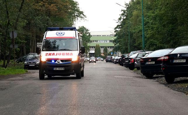Do kopalni Murcki-Staszic wezwano lekarza. Stwierdził zgon 2 mężczyzn