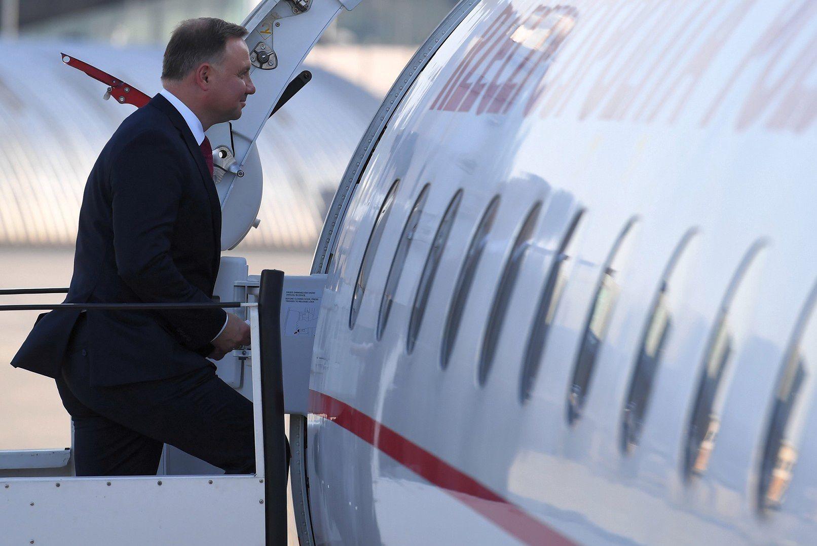 Ujawniamy. Tak tuszowano incydent z udziałem prezydenta Andrzeja Dudy
