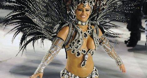 Karnawał w Rio - pięć dni szaleństwa i fantazji