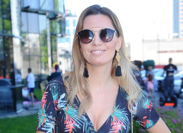 Agnieszka Hyży ma 34 lata