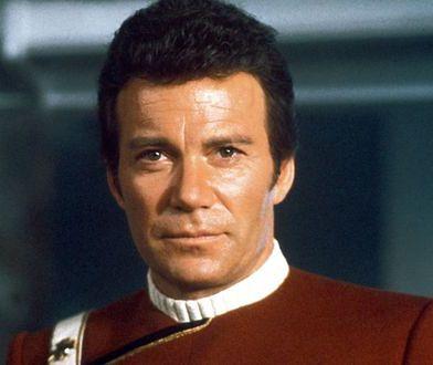 William Shatner będzie kapitanem Kirkiem