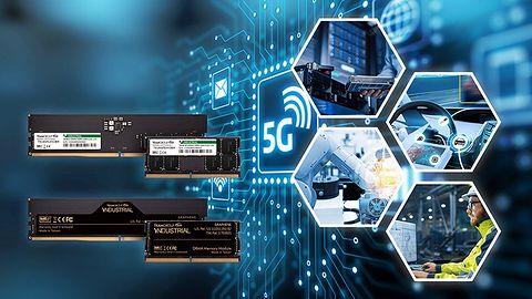 TeamGroup prezentuje przemysłowe moduły pamięci RAM DDR5
