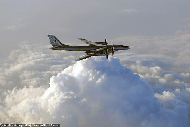 Dwa bombowce Tu-95 MS zbliżyły się do Norwegii