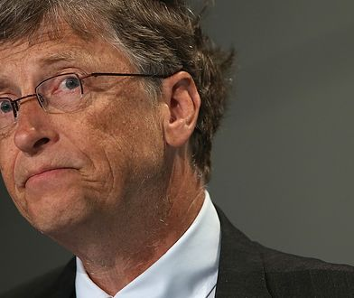 Bill Gates spada w rankingu najbogatszych ludzi świata Bloomberga.