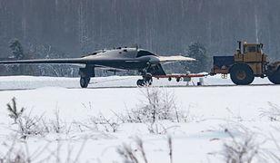 Ochotnik-b będzie pierwszym tak zaawansowanym samolotem bezzałogowym Rosji