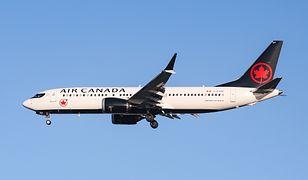 Boeing ma zamiar zmienić projekt systemu sterowania lotem modelu B737 Max.