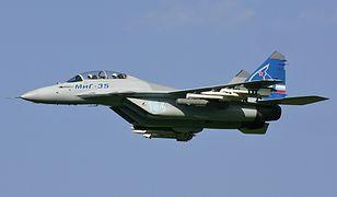 MiG-35 pod względem możliwości bojowych dorównuje amerykańskim F-35