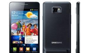 10 milinów sprzedanych smartfonów Samsung Galaxy S II