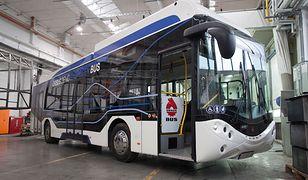 Autobus elektryczny i wodorowy od Ursusa