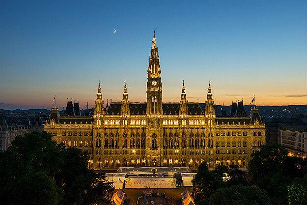 Wiedeński Ratusz