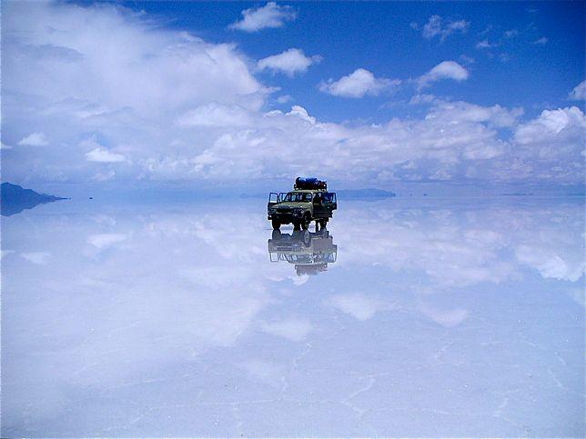 Salar De Uni, Boliwia