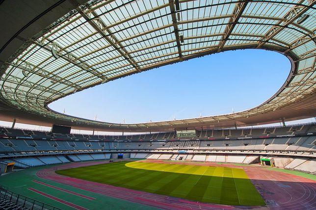 Stade de France w Saint-Denis