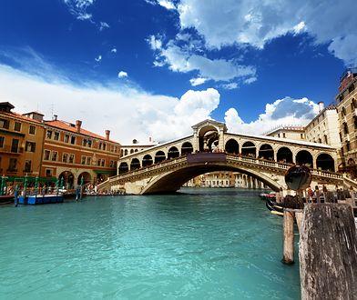 Wenecja to jedno z najpopularniejszych włoskich miast