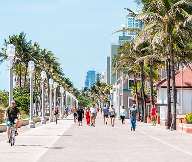 Najbardziej obleganym przez turystów miastem na świecie jest Miami