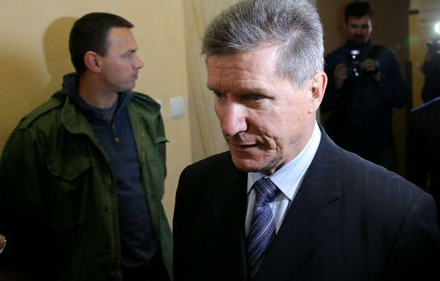 Były prezydent Olsztyna Czesław Małkowski