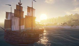 Sea of Thieves to obiecująca gra MMO w świecie piratów