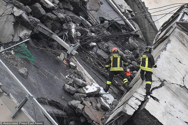 W katastrofie wiaduktu zginęło co najmniej 35 osób