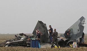 Katastrofa MIG-29. Zginął pilot myśliwca, PGZ przyznaje się do błędu