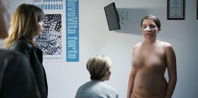 """Olga Bołądź w filmie """"Botoks"""", reż. Patryk Vega"""