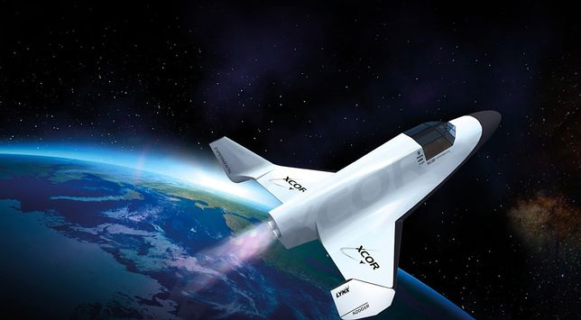 Prototyp statku Lynux nie został ukończony