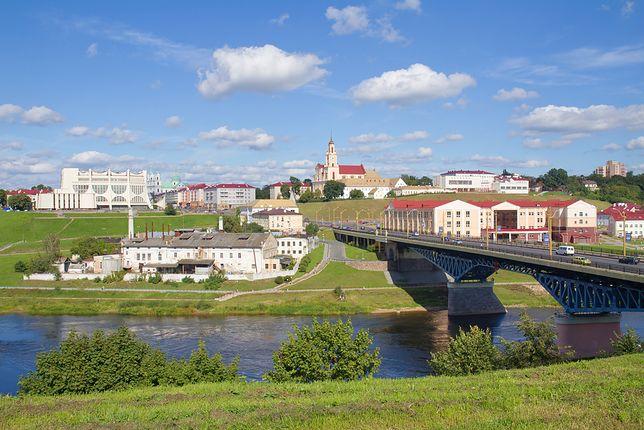 Pomysł na majówkę - Grodno, Białoruś
