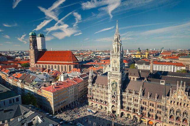 Najdroższe miasta - Monachium, Niemcy