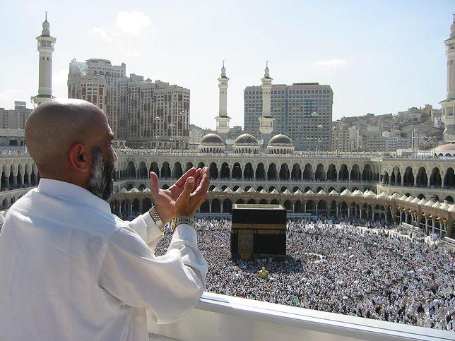 arabia saudyjska, mekka