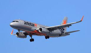 Modelka skarży się na linie Jetstar Airways. Stewardesa uznała jej ubiór za niestosowny