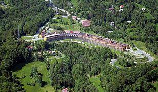 Hotel Orle Gniazdo w Szczyrku