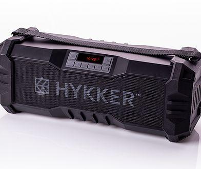 Warsztatowo-kempingowy głośnik Hykker w Biedronce. Cena jest doskonała