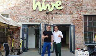 Warszawska siedziba hive znajduje się na Pradze Północ, czym firma chętnie się chwali