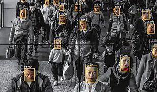 Chiński monitoring brutalnie ocenia mieszkańców