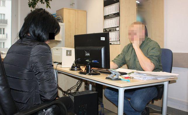 Beata F. wyjęła pacjentce z torebki kartę płatniczą