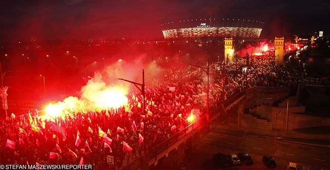 Warszawska policja jest zaskoczona decyzją prezydent stolicy ws. Marszu Niepodległości