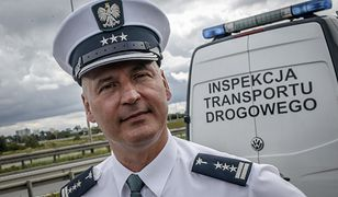 Marek Konkolewski odszedł z Inspekcji Transportu Drogowego 6 września