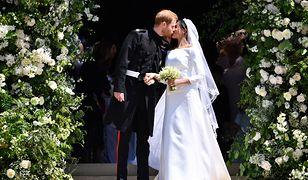7 zasad, które Meghan i Harry złamali w dniu ślubu