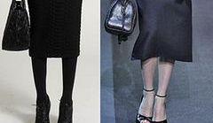 W sezonie jesień i zima 2013/14 nosimy długie spódnice!